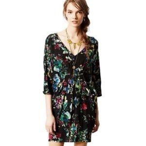 Maeve Anthropologie Petal Palette Tunic Dress